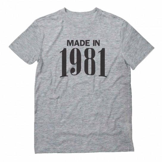 Made in 1981 Retro