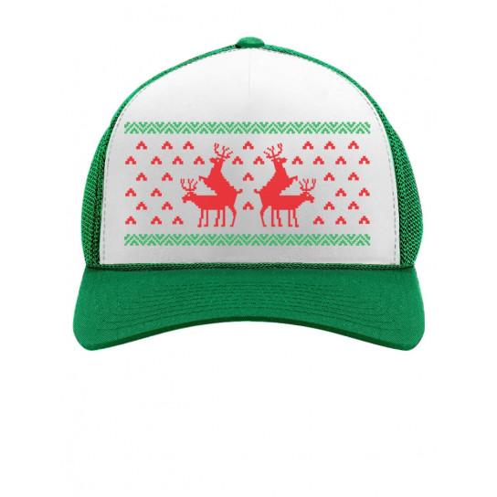 Funny Humping Reindeer Ugly Christmas