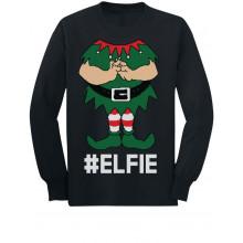 Elf Suit Funny Elfie Christmas