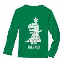 Tree Rex Funny T-Rex Dinosaur Christmas