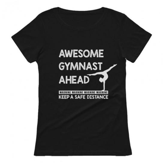 Warning! Awesome Gymnast Ahead