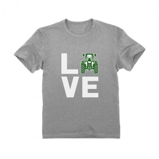 Love Tractors