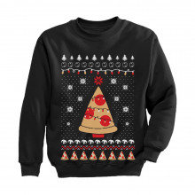 Pizza Ugly Christmas