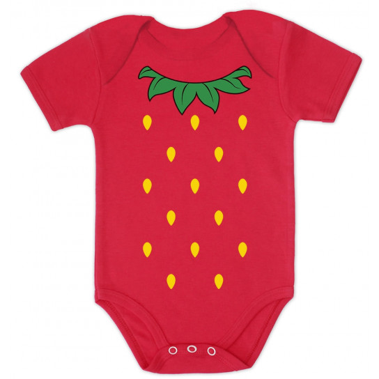 Babies Strawberry Costume