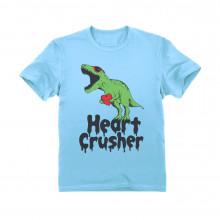 Heart Crusher T-Rex Love Valentine's Day Gift