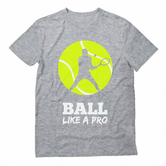 Tennis Player - Ball Like a Pro