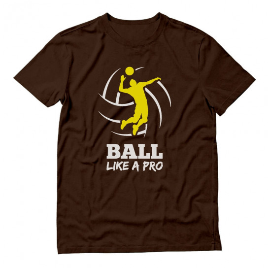 Volleyball Player Men - Ball Like a Pro