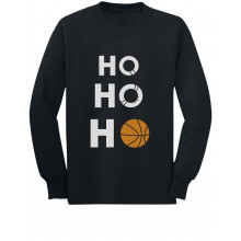Ho Ho Ho Christmas Gift for Basketball Lovers