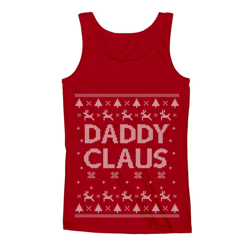 Daddy Claus Classic Holiday Father Ugly Christmas Sweater ...