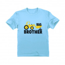 Big Brother Tractor Boys Children