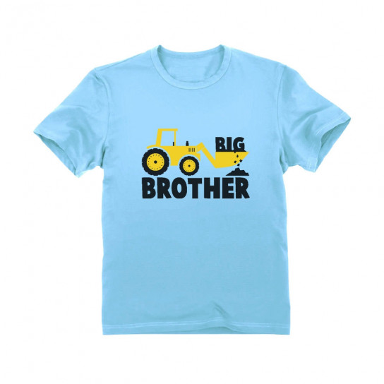 Big Brother Tractor Boys Children