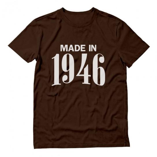 Made in 1946 Retro