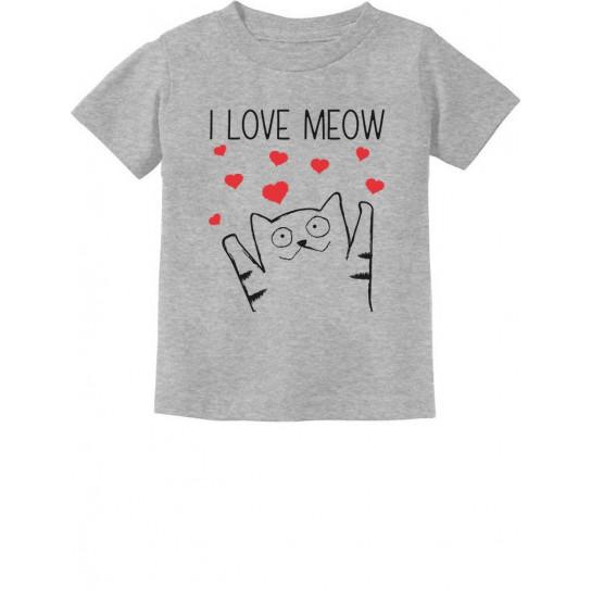 I Love Meow Children