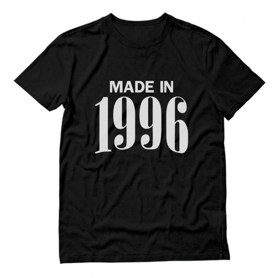 Made in 1996 Retro