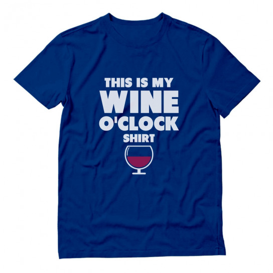 This Is My Wine O'clock Shirt