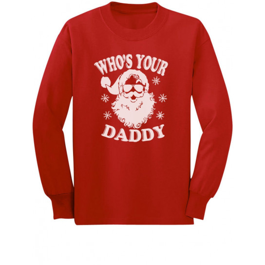 Who's Your Daddy Christmas