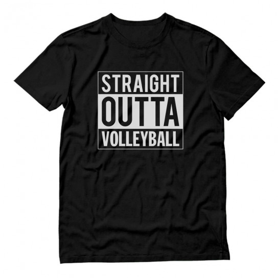 Straight Outta Volleyball