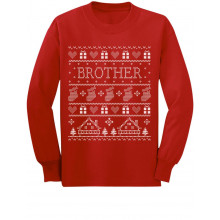 Brother Ugly Christmas Sweater