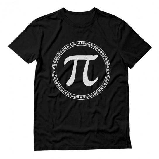 Pi Sign Circle