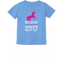 Big Sister 2017 Pink Unicorn