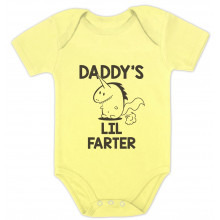 Daddy's Lil Farter