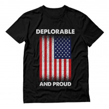Deplorable and Proud
