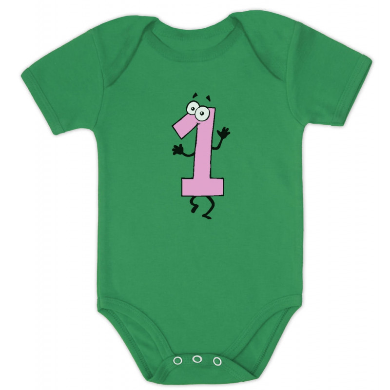 0b386a8c8 Baby Girl I'm 1 One Year Old Birthday Gift - 1 Year Old - Greenturtle