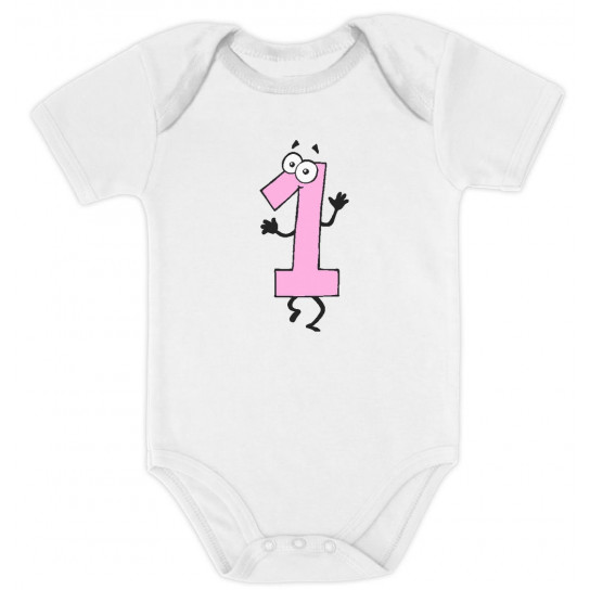 Baby Girl I'm 1 One Year Old Birthday Gift