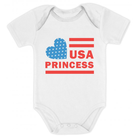 Baby Girl USA Princess
