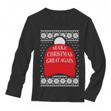 Make Christmas Great Again Ugly Xmas