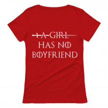A Girl Has No Boyfriend