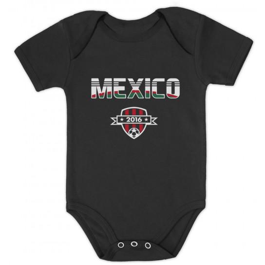 Mexico Soccer Team 2016 Football Fans - Babies