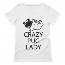 Crazy Pug Lady