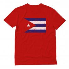 Cuba Flag - Vintage Retro Cuban