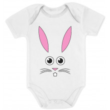 Cute Little Easter Bunny Face - Babies & Maternity