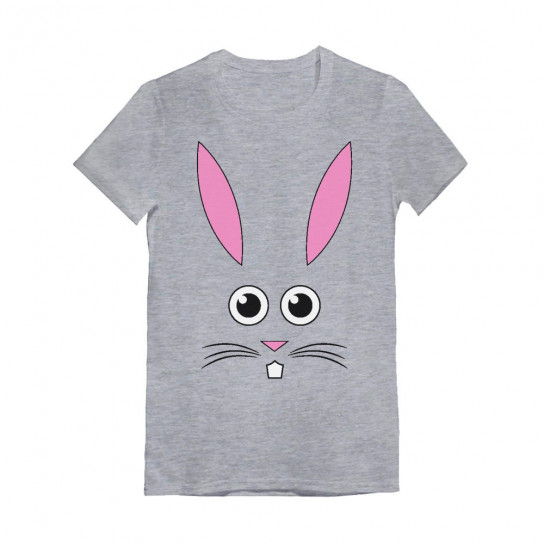Cute Easter Bunny Face - Children