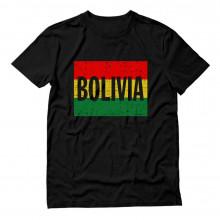 Bolivia Vintage Flag