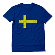 Vintage Sweden Flag
