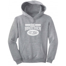Gift Idea for Big Brother - Est 2018 Boys