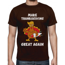 Make Thanksgiving Great Again Donald Trump Turkey