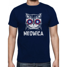 Meowica America Patriot Cat 4th of July
