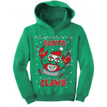 Santa Claws Ugly Christmas