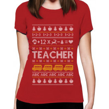 Teacher Ugly Christmas sweater