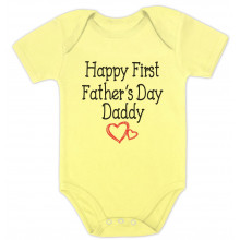 Happy First Father's Day Daddy