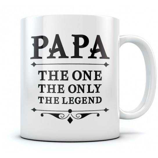 PAPA The One The Only The Legend