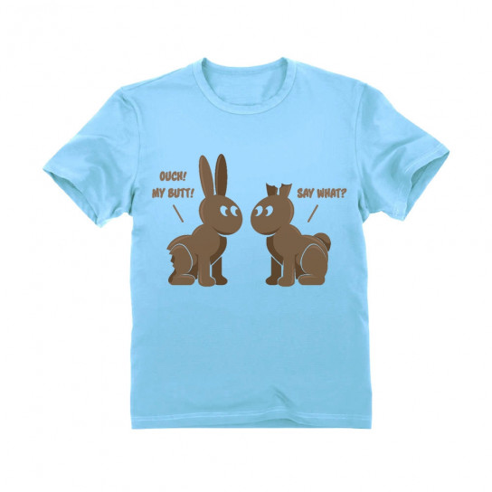 Cute Chocolate Bunnies - Children
