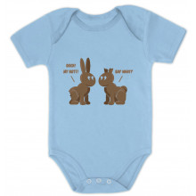 Cute Choclate Bunnies - Babies