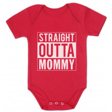 Straight Outta Mommy Mothers Day Infant Gift
