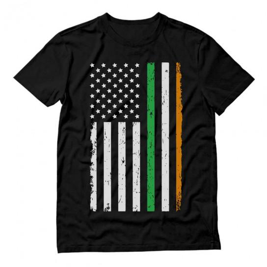 Irish American Flag