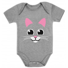 Cute Cat Face Baby and Maternity
